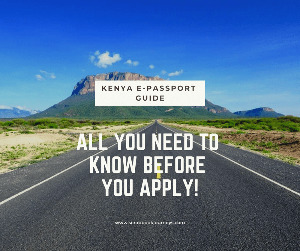 Kenya E-Passport