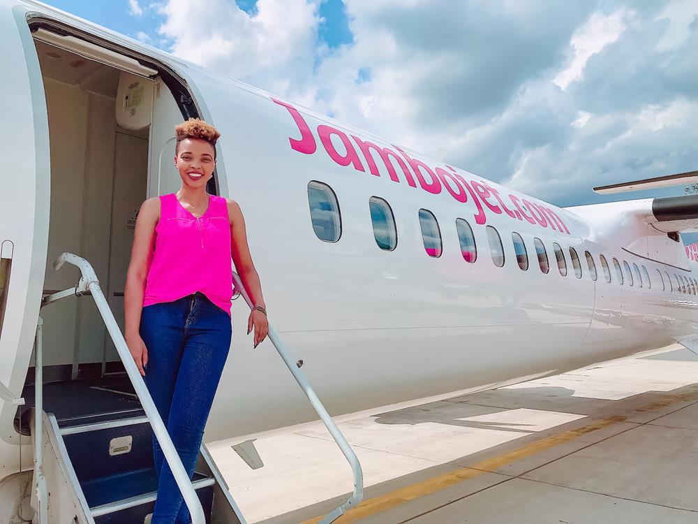 Jambojet in Rwanda
