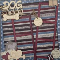 Pets Scrapbooking Collection EX1
