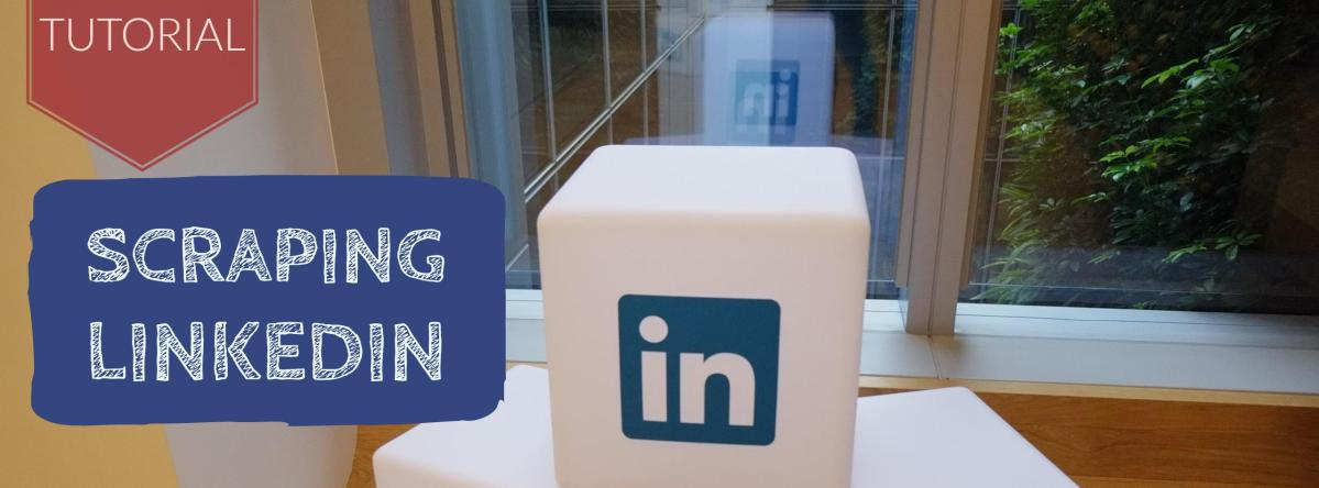 Tutorial: How to Scrape LinkedIn for Public Company Data
