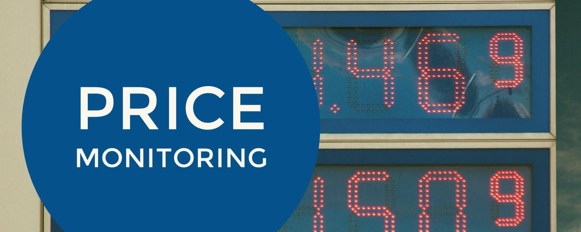 Online Price Monitoring Solutions