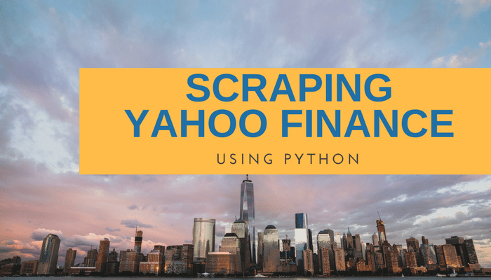 scraping-yahoo-finance-using-python