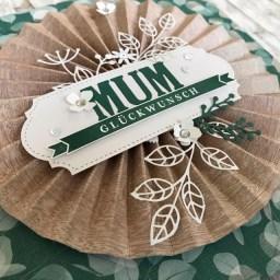 Glückwunsch Mum-3