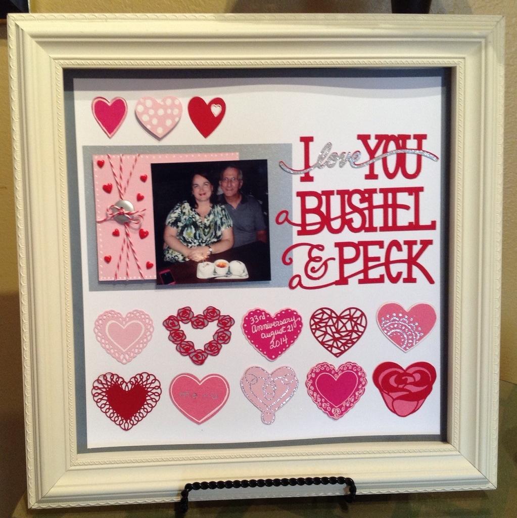 Valentine Gift Idea 2 Home Decor Frame Layout