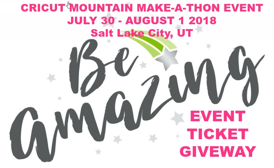 enter to win event ticket scrap me quick designs