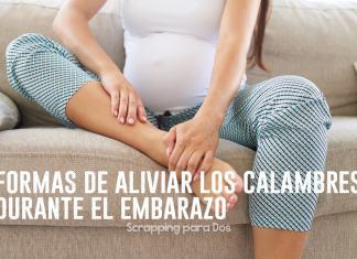 Formas de Aliviar los Calambres durante el Embarazo