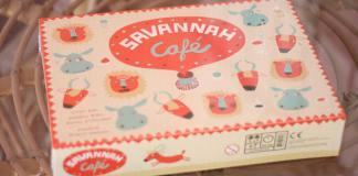 Juego de Mesa para Niños Savannah Cafe