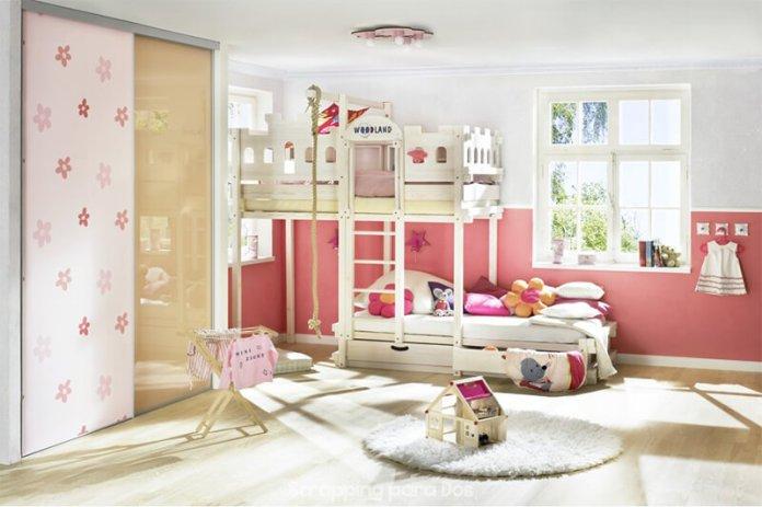 habitaciones bonitas para jugar