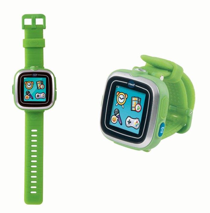 Probamos el Reloj Electrónico para niños vtech