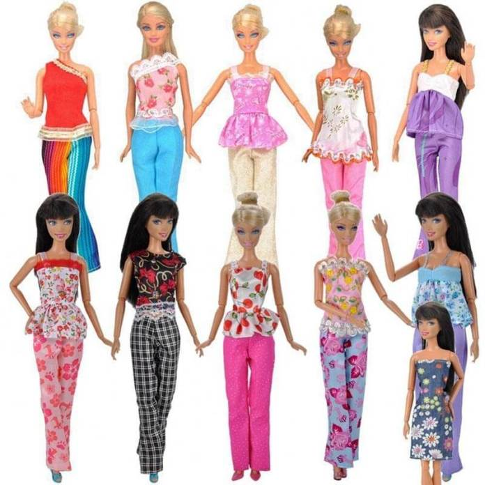 conjunto-ropa-barbie