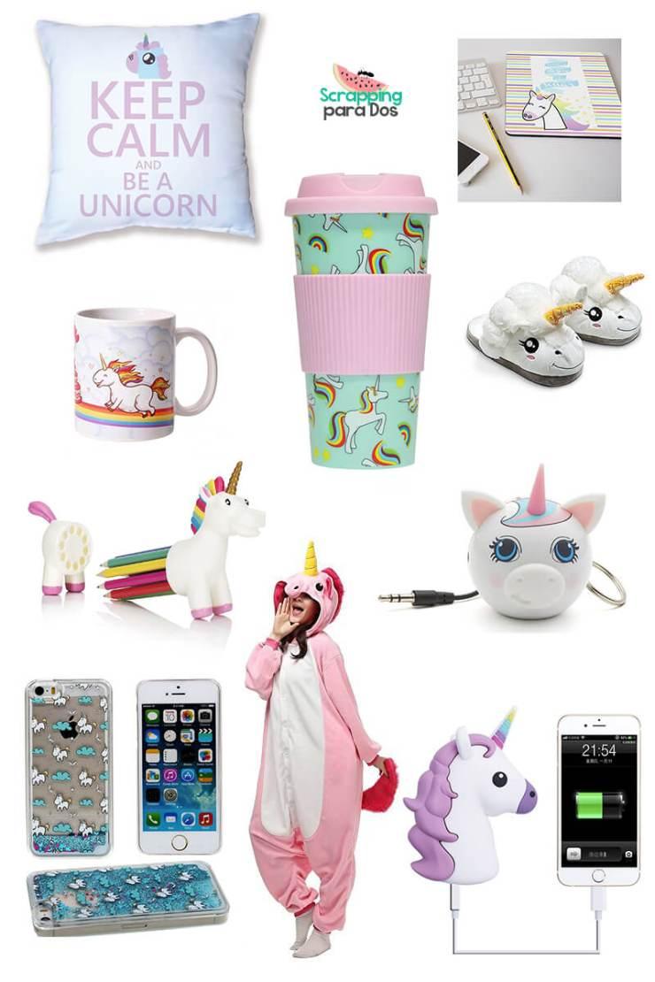 regalos de unicornios