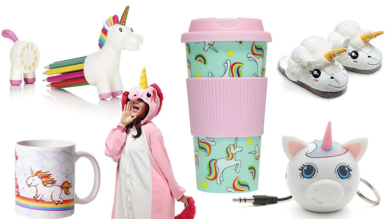 10 regalos de unicornios para adolescentes for Cosas especiales para regalar