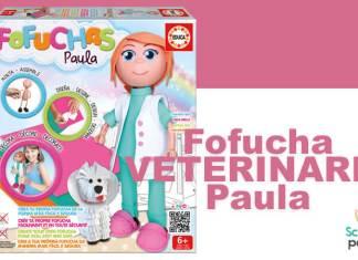 fofucha veterinaria Paula