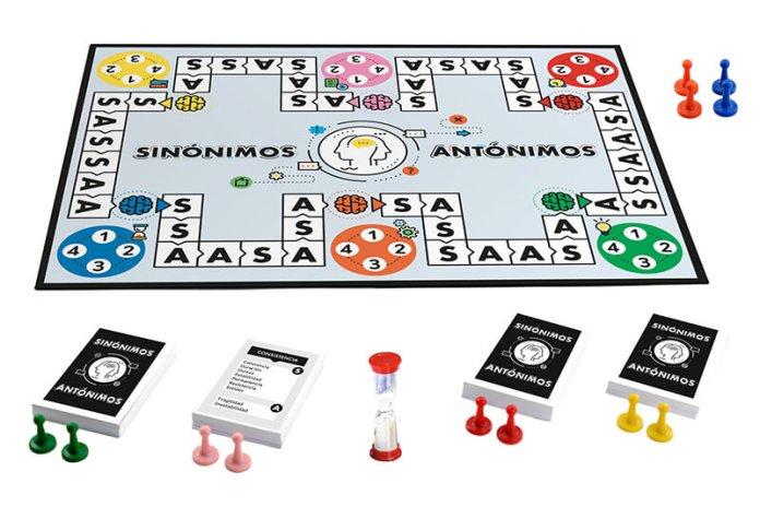Juegos de mesa para familias