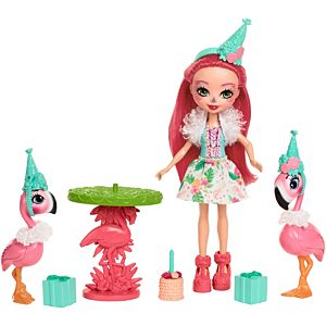 enchantimals cumpleaños