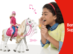 Barbie y su Caballo Interactivo