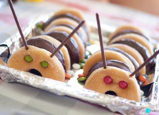 Tarta Gusano con Donuts