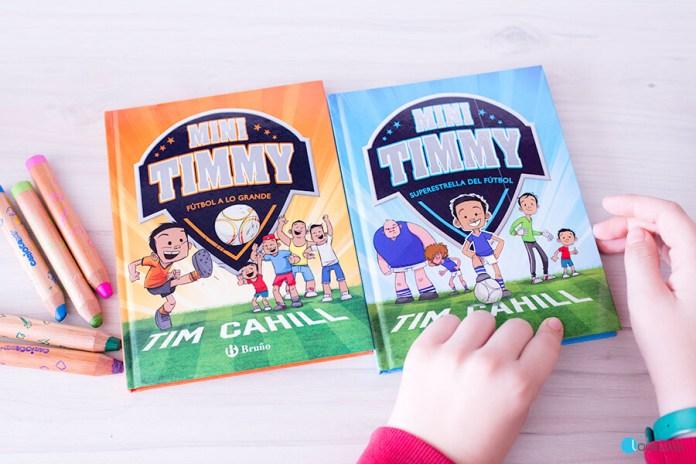Libros de Fútbol para Niños: Mini-Timmy