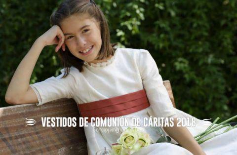 vestidos de comunión de cáritas