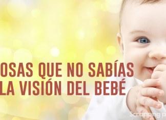 visión del bebé