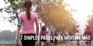 pasos para moverte más