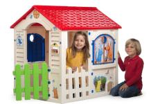 Casa de Jardín Country Cottage de Chicos