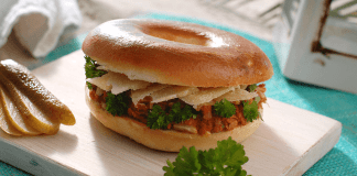 Bagels - Pan Tradicional Polaco