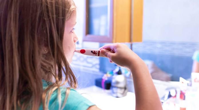 Cuándo llevar por primera vez al niño al dentista