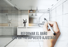 Reformar el baño con un presupuesto ajustado