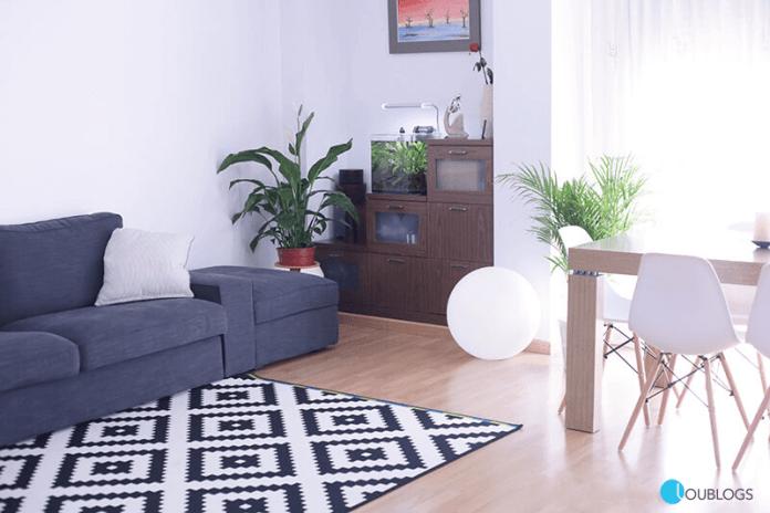decorar un salón para toda la familia