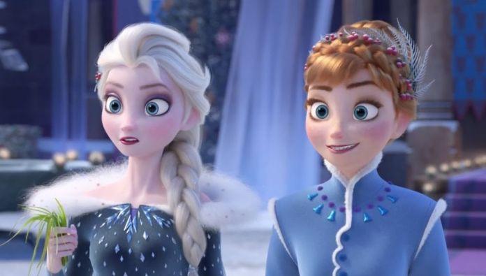 Frozen 2 estreno 2019