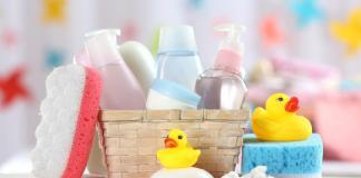 Los 5 mejores champús para bebés