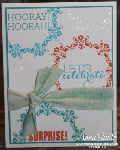 Stampin' Up! Daydream Medallions