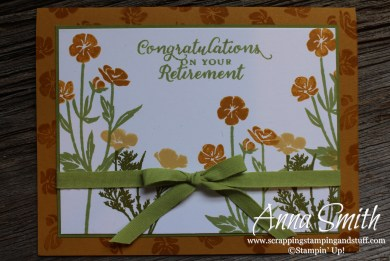 Stampin' Up! Wild About Flowers