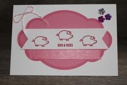Barnyard Babies Card