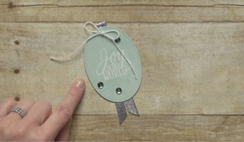 Stitched Shapes Framelits from Stampin' Up!
