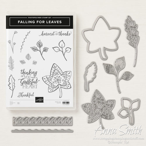 Stampin' Up! Falling For Leaves Bundle