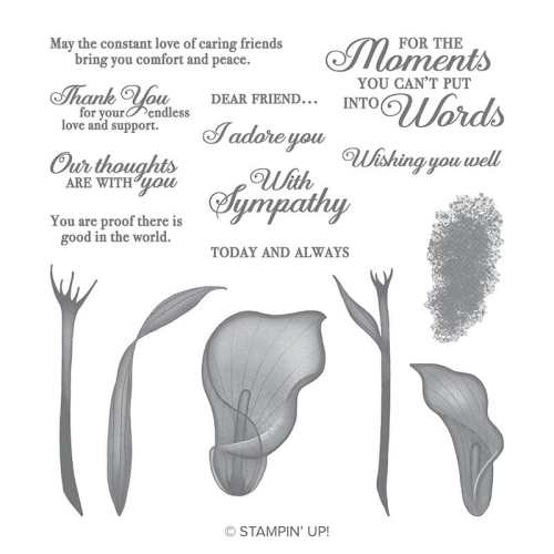 Stampin' Up! Lasting Lily