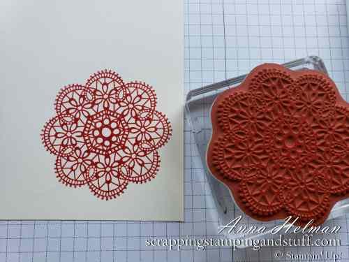 Learn to make handmade cards! Cardmaking 101 Lesson 2: Learn about types of stamps, mounting stamps, and cleaning stamps