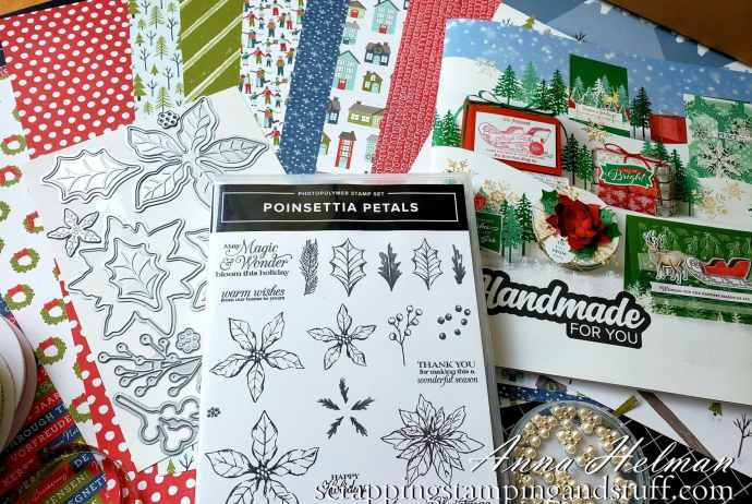 2020 Stampin Up Holiday Catalog Preorder Unboxing and Sneak Peeks!