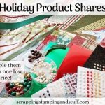 Stampin Up Holiday Product Shares Available For A Limited Time Only