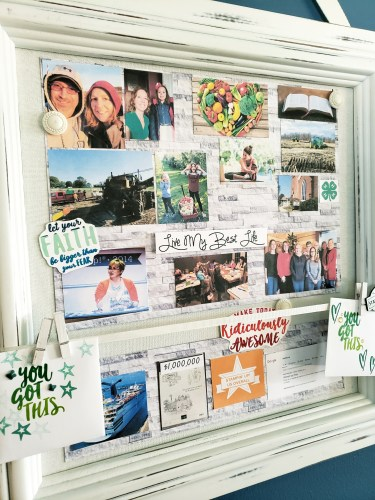 Learn about the power of creating a personal vision board as well as how to create a vision board to help you achieve your goals!