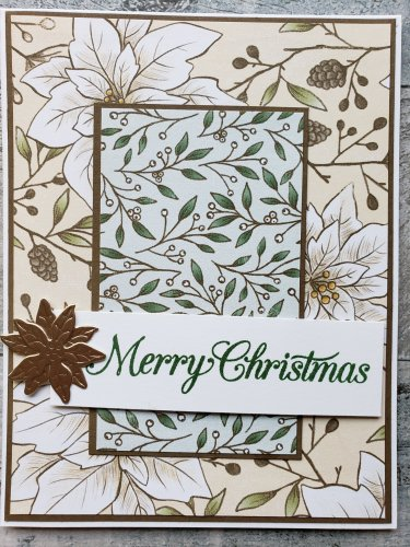 Take a look at these beautiful Christmas card ideas from my Stampin Up OnStage event swap cards with other demonstrators!