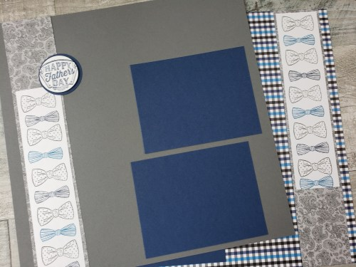 Take a look at these 11 stamped scrapbooking layouts. Check them out and allow them to inspire your creativity!