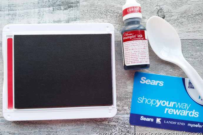 Refresh your ink pads in four simple steps, and they'll be looking and working like new! You'll love the amazing results!