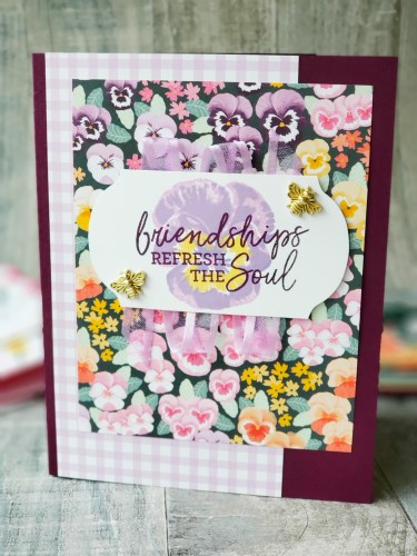 Create hundreds of tags in different shapes and sizes with this one little punch - the Stampin Up Elegant Tag Punch!