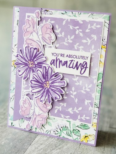 Use this card sketch to make beautiful all-occasion cards today! Make a stack to replenish your card stash!