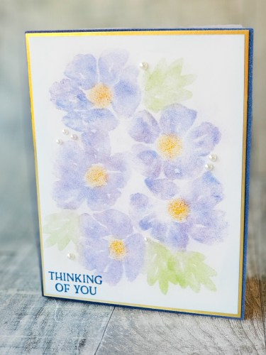 Stampin Up pastels are the best soft pastels! Click here for 7 ways to use dry pastels on your paper projects! They're so amazing!