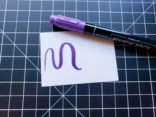 Stampin Up Stampin Write Markers are the perfect marker for cardmaking and scrapbooking. Click here to learn more!