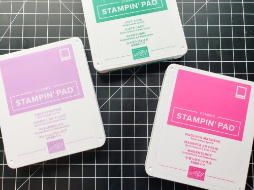 When adding stampin pads to your collection, consider these factors and click here for 7 reasons I love Stampin Up ink pads.